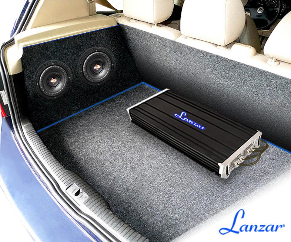 Amplifier : Vehicle Mono Subwoofer Amplifiers : Car Electronics