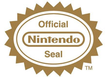 Nintendo Official Seal