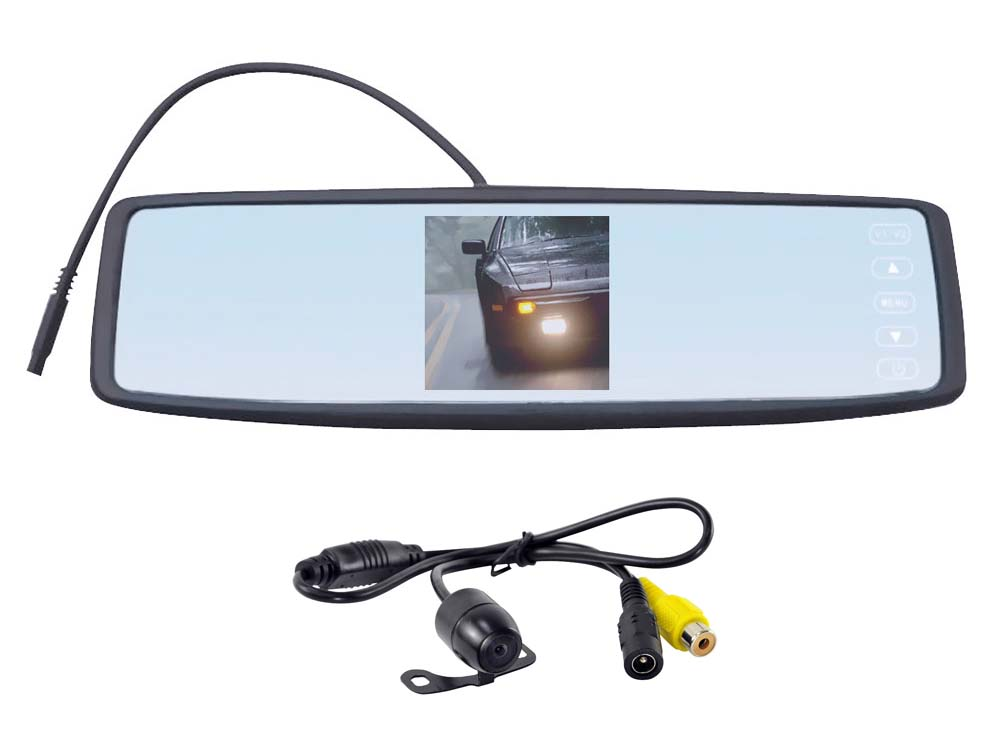 Jeep Xj Length further Interior also Rear View Camera Wiring Harness For Cs Super Cmos Cameras further 222254554113 in addition Kenwood Head Unit Kmm 303bt. on universal rear view mirror camera