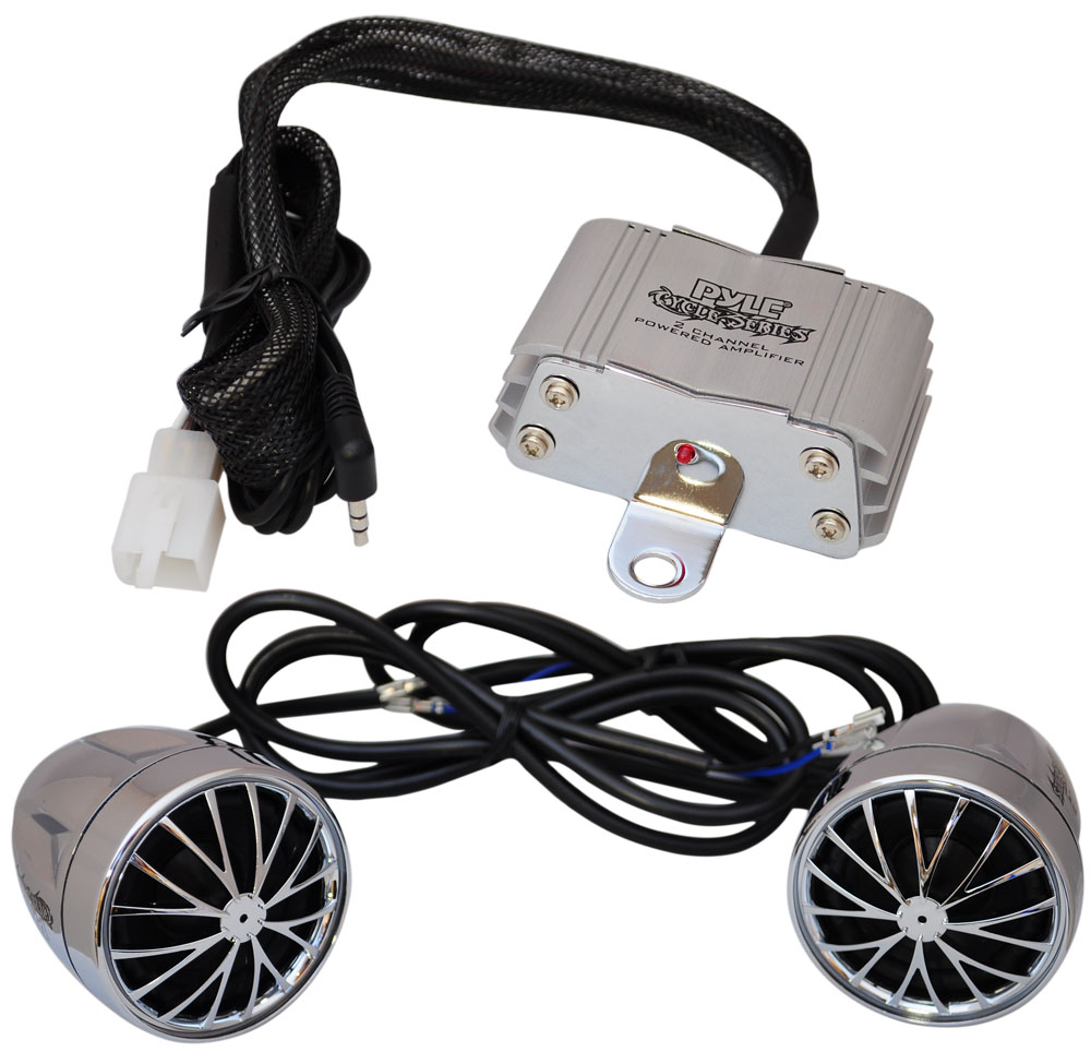 Pyle motorcycle stereo