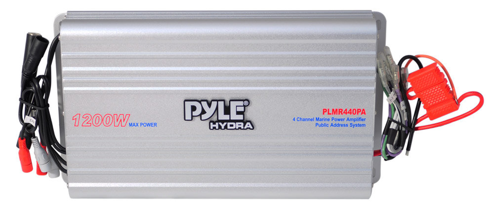 Amazon Com  Pyle Plmr440pa 4 Channel Marine Power