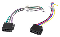 Included Accessory Cables