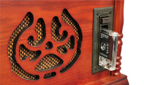 Side Cassette Slot