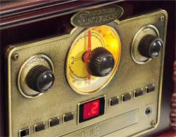Máy hát nhạc cổ điển Pyle-Home cao cấp từ Mỹ