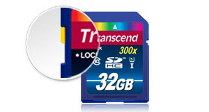 Transcend built in error correction
