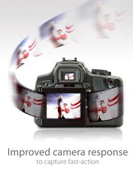 Improved Camera Response