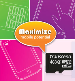 Transcend Maximize Mobile Potential