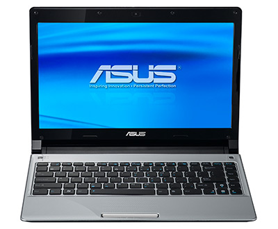 UL30Vt sil screen ASUS UL30VT X1K: ASUS UL30Vt X1 Thin and Light 13.3 Inch Black Laptop (11 Hours of Battery Life)