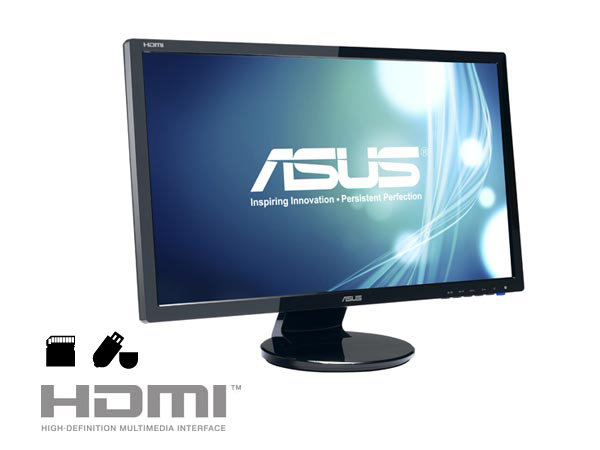 Amazon.com: Asus VE278Q 27-Inch Full-HD LED Monitor with Integrated