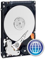 WD Scorpio Blue