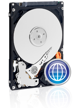 Amazon.com: Western Digital 250 GB Scorpio Blue SATA 3 Gb/s 5400 ...