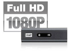 WD TV Live Plus - full HD