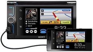 Sony XAV 601BT
