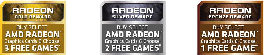 AMD Never Settle Forever Bundle