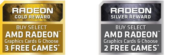 AMD Never Settle Forever Bundle
