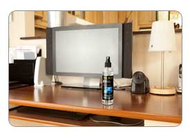 Antec Advance 3X Strength sprays can safely clean large electronic devices such as televisions