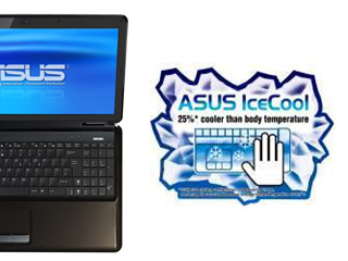 Ice cool asus