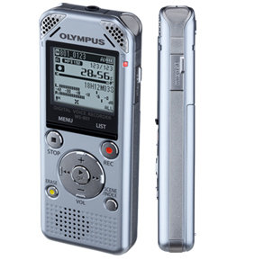 WS-801 Digital Recorder and Music Player