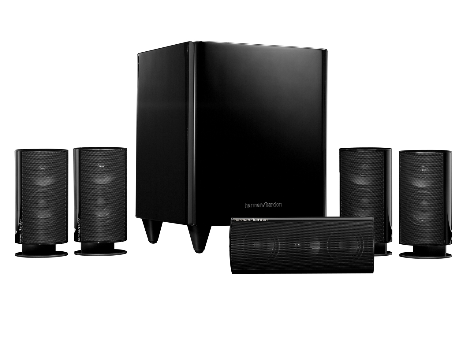 harman kardon hkts 20bq 5 1 home theater. Black Bedroom Furniture Sets. Home Design Ideas