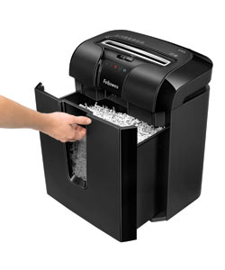 POWERSHRED 63Cb Cross-Cut Shredder Product Shot