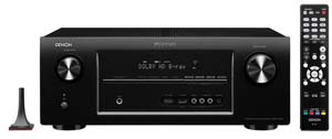 AVR-2113CI IN-Command AV Receiver Product Shot