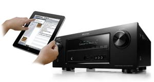 AVR-2313CI IN-Command AV Receiver Product Shot