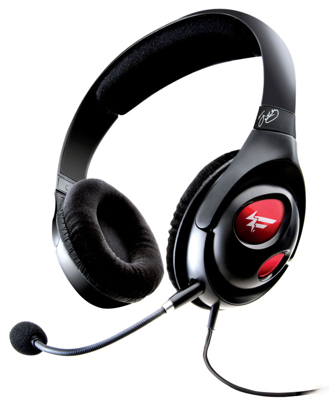 Amazon.com: Creative Fatal1ty Gaming Headset: Electronics