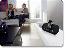Philips Fidelio SBD7500 Docking Speaker
