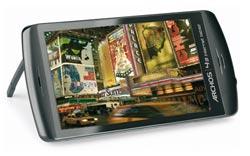 Archos 43 Internet Tablet 8GB Product Shot
