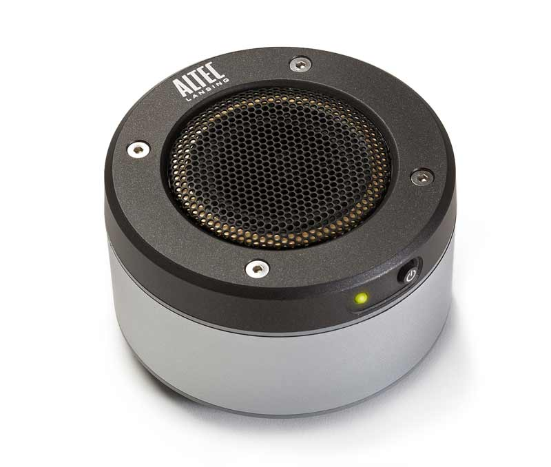 Amazon.com : Altec Lansing IM227 Orbit MP3 Speaker : MP3
