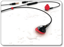 Philips ActionFit In-ear headset, SHQ1017/28 Product Shot