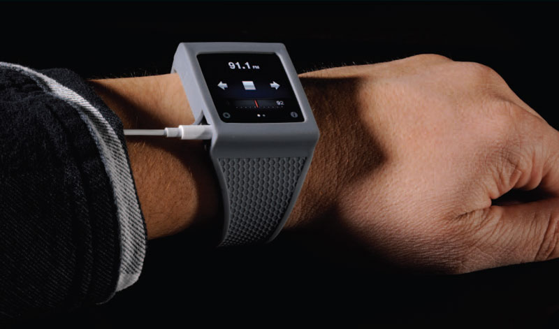 Ремешок Apple Hex IPod nano watch band orange.