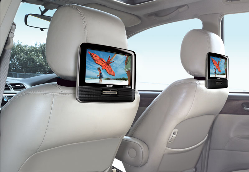 Best dual dvd player for car