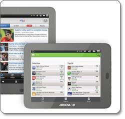Arnova 8 4GB Product Shot