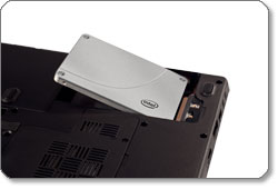 Intel 320 Series Solid-State Drive (160 GB) Product Shot