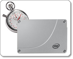 Intel 320 Series Solid-State Drive (80 GB) Product Shot