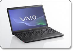 Sony EH1-Series VAIO 15.5-Inch Laptop Product Shot