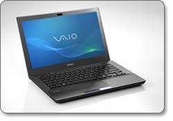 Sony SA2-Series VAIO 13.3-Inch Laptop Product Shot