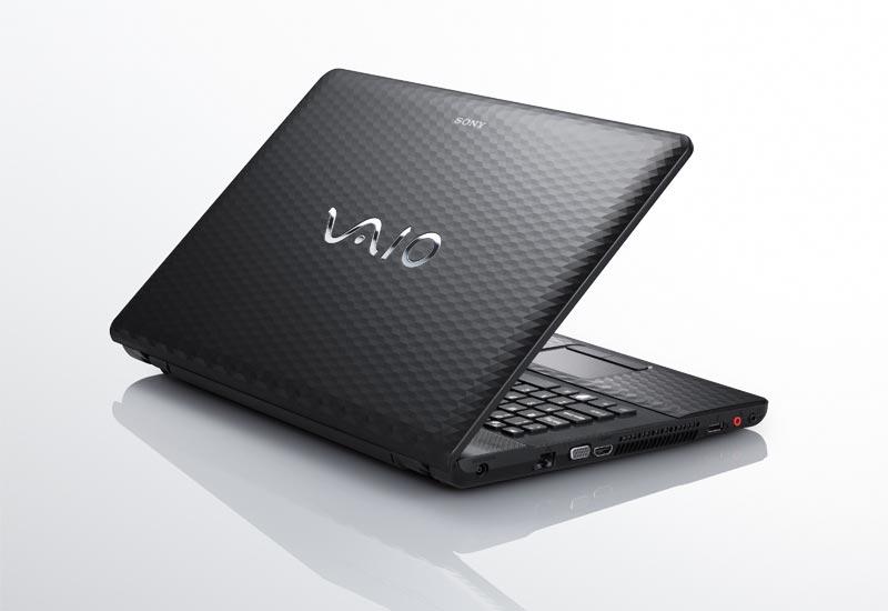 sony vaio notebook laptop
