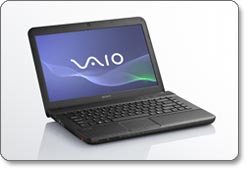 Sony EG1-Series VAIO 14-Inch Laptop Product Shot