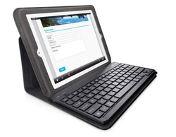 Belkin Keyboard Folio for iPad2 Product Shot