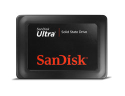 SanDisk Ultra Solid State Drive (240 GB) Product Shot