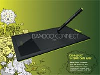 Bamboo Connect Product Shot