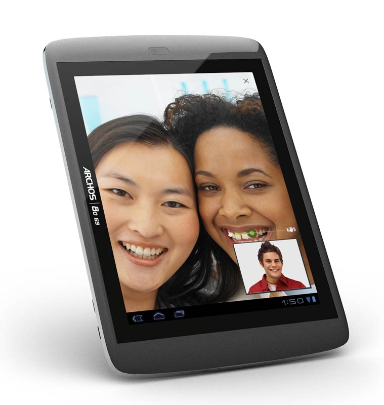 Archos 80 G9 Pc Tablet Manual