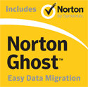 Includes Norton Ghost
