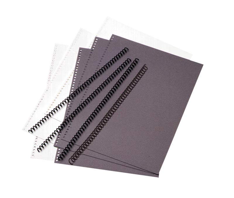 how to do spiral binding at home without machine