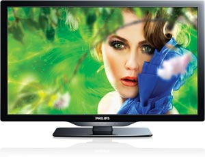 Philips 32PFL4507 32-Inch Edge-lit LED Thin HDTV Product Shot