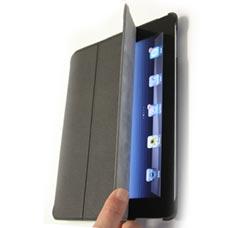 Photive Portfolio Case for The New iPad 3 - Side