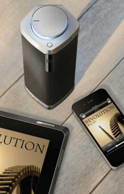 Philips ShoqBox Bluetooth portable speaker