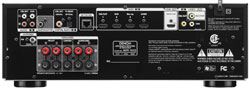 Denon - AVR-1613 Home Theater Receiver Product Shot